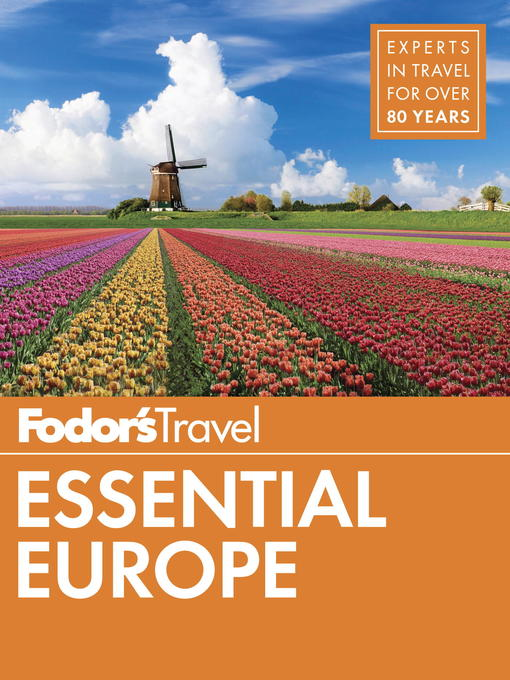 Title details for Fodor's Essential Europe by Fodor's Travel Guides - Wait list